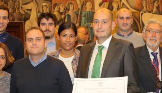 Restaurante Gayarre, premio al mejor Restaurante por la Academia Aragonesa de Gastronomía