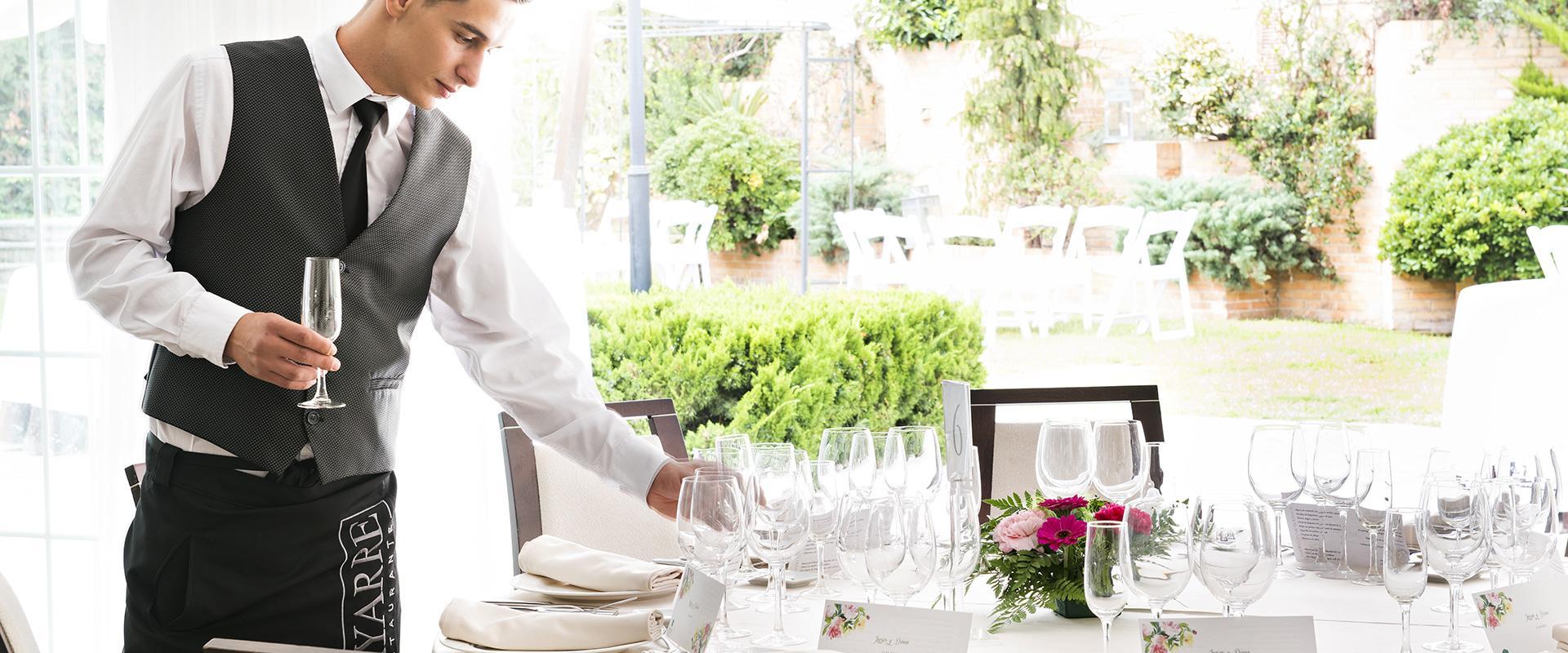 Servicio y gastronomía como te mereces